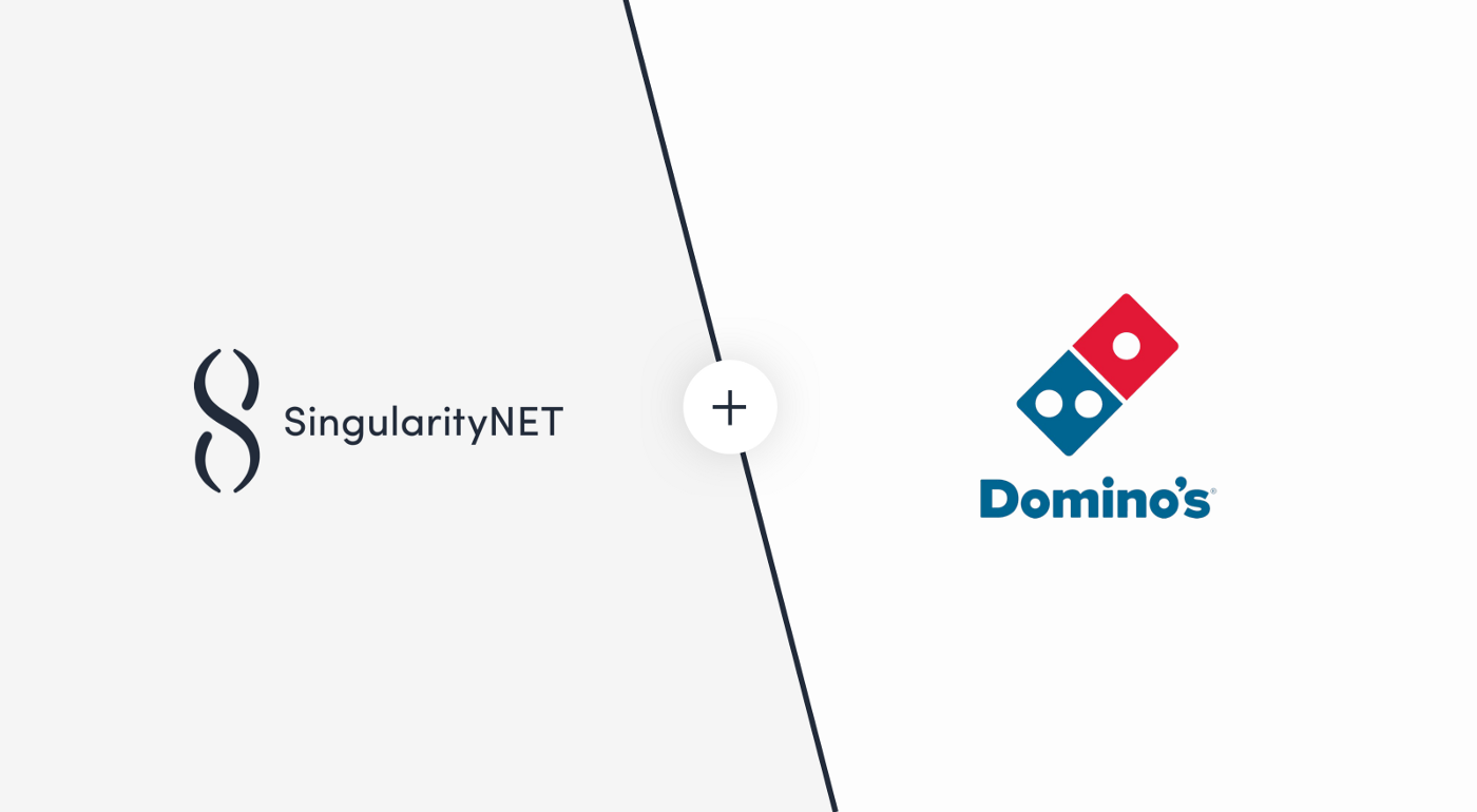 SingularityNET and Domino's Pizza Announce a Strategic Partnership