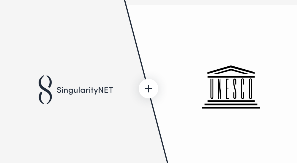 SingularityNET Partners With UNESCO to Help Prepare the Youth for the Future.